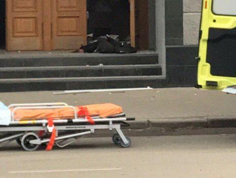 В РФ возле здания ФСБ сработало взрывное устройство. Один погибший