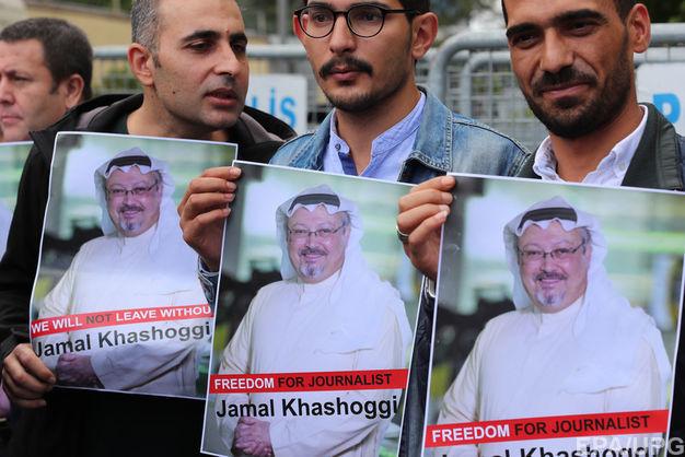 Тело журналиста Хашукджи уничтожили в кислоте — СМИ