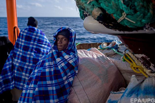 Испания спасла более 350 мигрантов в Средиземном море