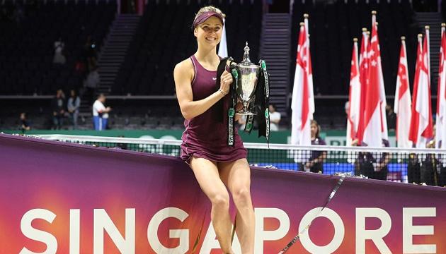Свитолина: Чувствую себя подготовленной к старту Australian Open