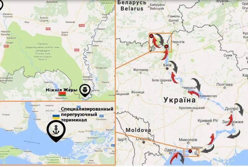 К сожалению, не на Николаевщине. На Херсонщине «НИБУЛОН» строит мощный речной терминал – там будут переваливать зерно, масло и сжиженный газ