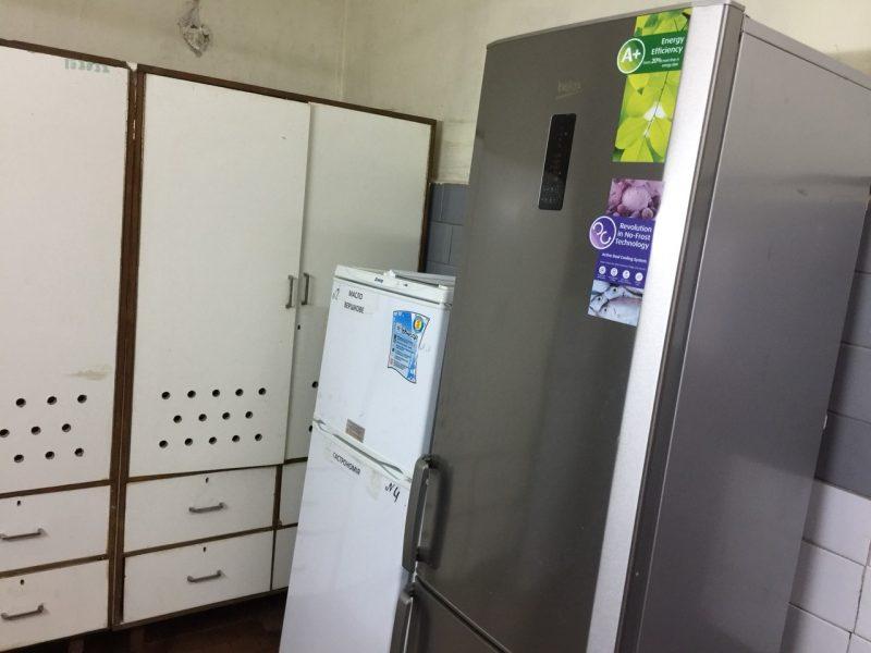 В мэрии сообщили, что пищеблок в николаевской школе № 1 имени Ольжича уже в порядке