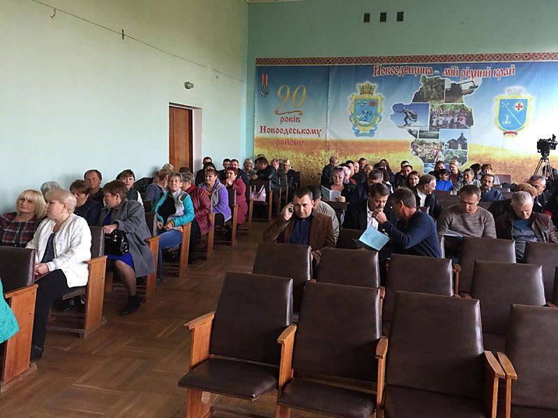 Медикам Новой Одессы два месяца не выплачивают зарплату – из-за отсутствия кворума вопрос не смогли рассмотреть на сессии райсовета