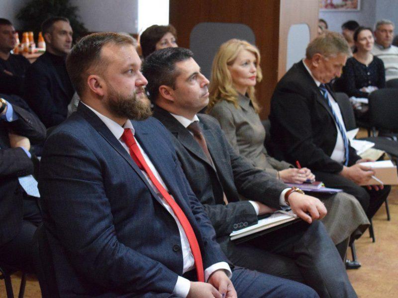 Александр Кушнир: «Николаевщина среди лидеров в Украине по поддержке малого и среднего бизнеса»