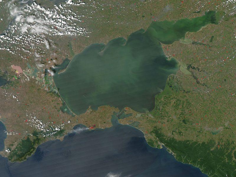 Опасная граница. Землетрясение в Азовском море — 4,7 балла