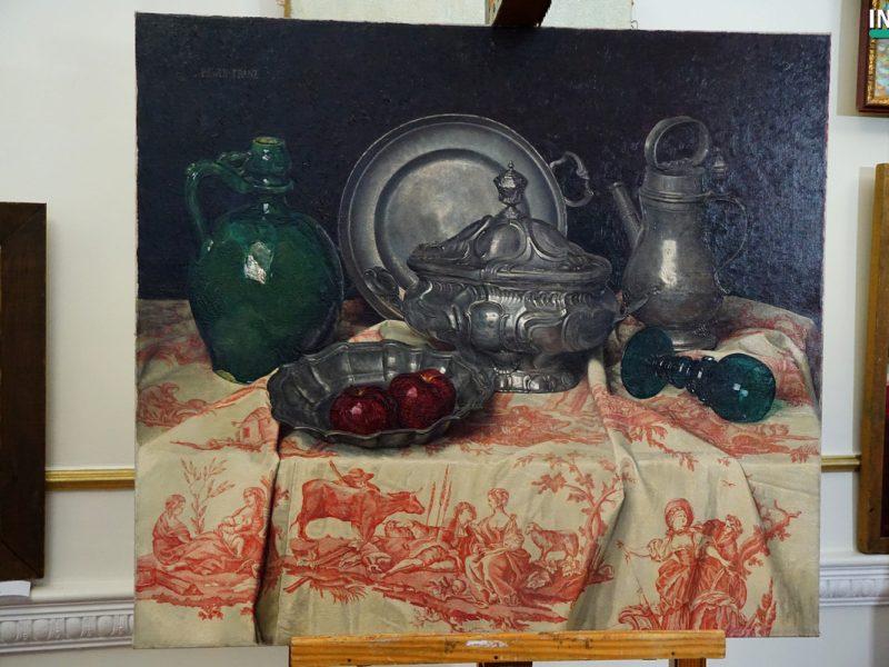 «Возрождение шедевров»: в основную экспозицию музея Верещагина после реставрации вернулись три картины