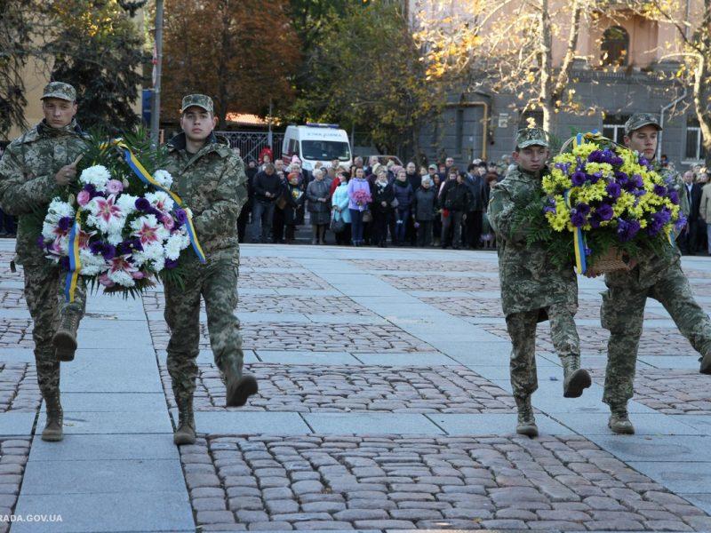 Николаев отметил 74-ю годовщину освобождения Украины от нацистских оккупантов