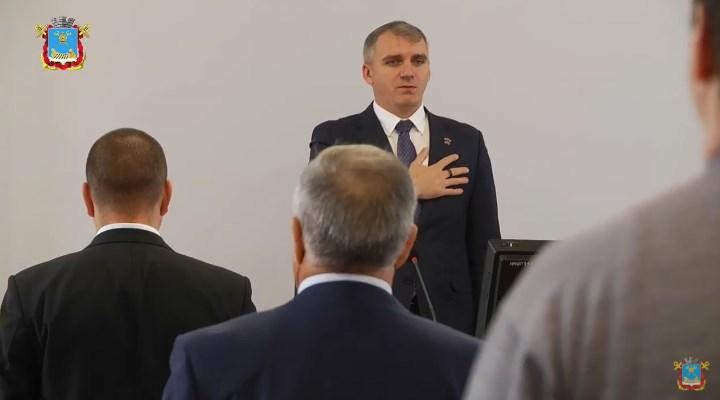 ТРАНСЛЯЦИЯ: В Николаеве начала работу сессия горсовета