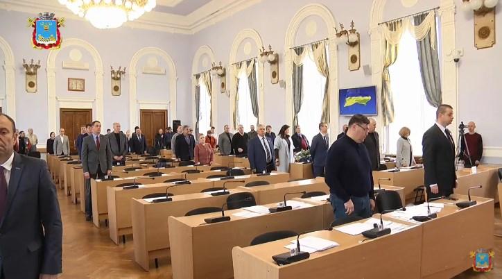 Сессия горсовета Николаева работает при «критическом количестве депутатов» – вопросы не проходят