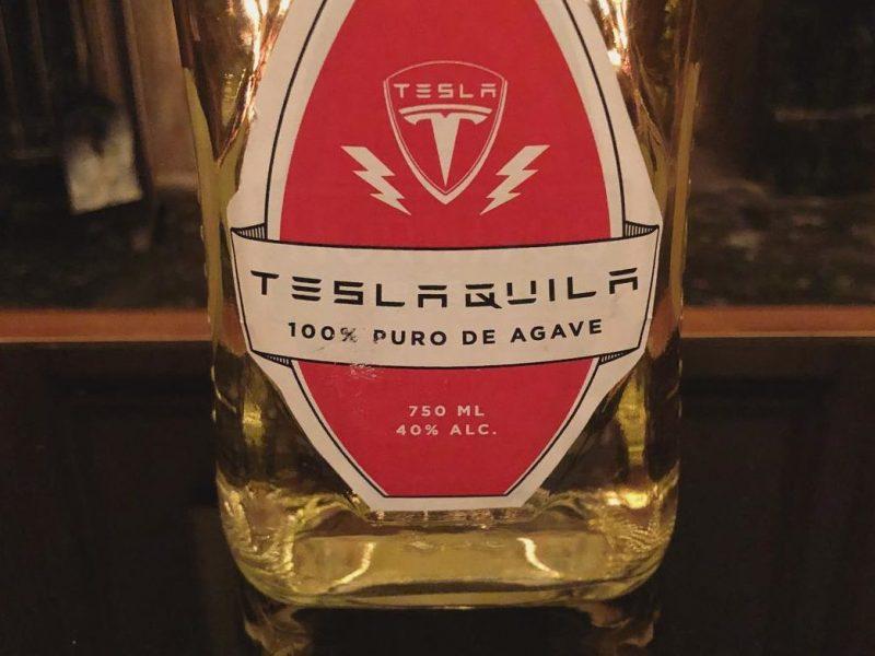 Tesla начнет производить текилу