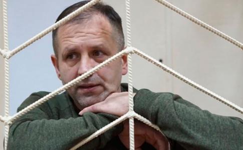 Просит похоронить его на берегу Днепра. Балух прекратил голодовку только на время этапа