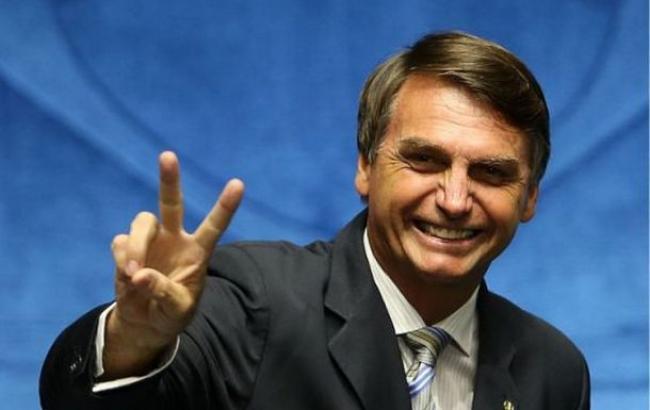 На выборах президента Бразилии побеждает ультраправый Болсонару