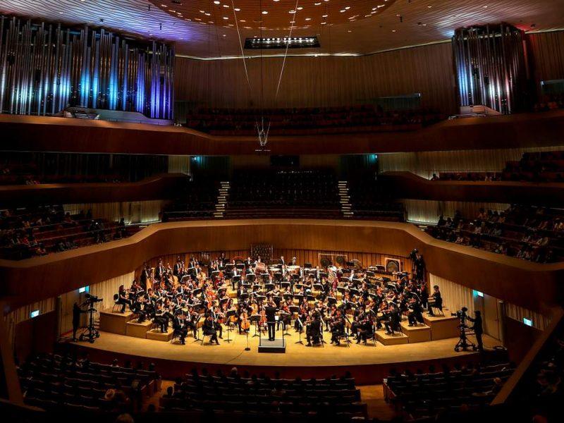 В Швеции на классическом концерте разразилась драка из-за шороха