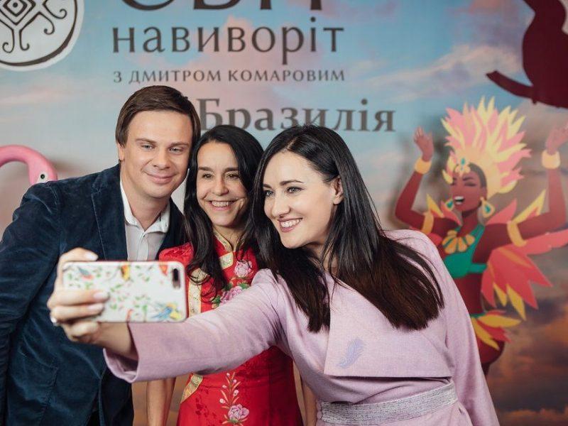 Рабыня Изаура на гастролях в Украине: звезда культового сериала 90-х исполнила «Червону руту»