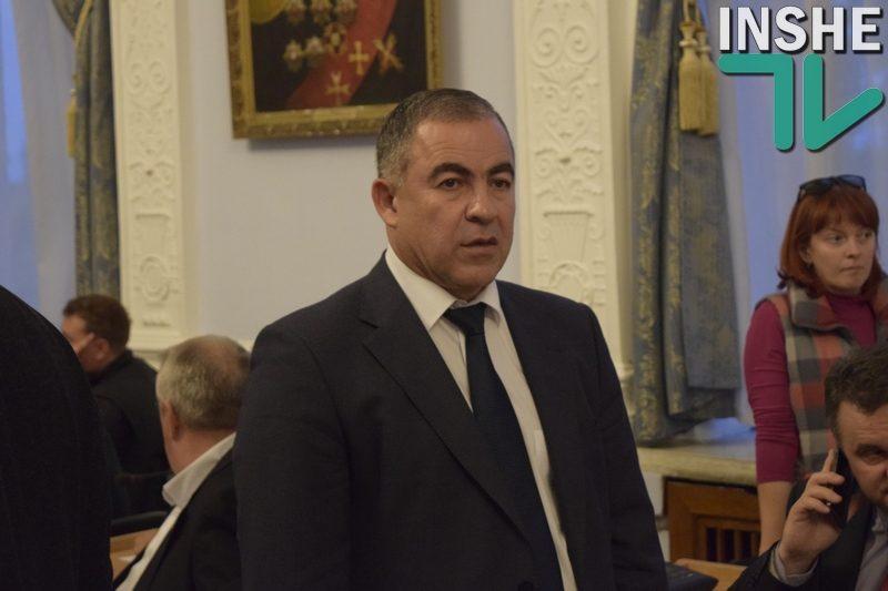 Гранатуров официально покинул фракцию «Наш край»