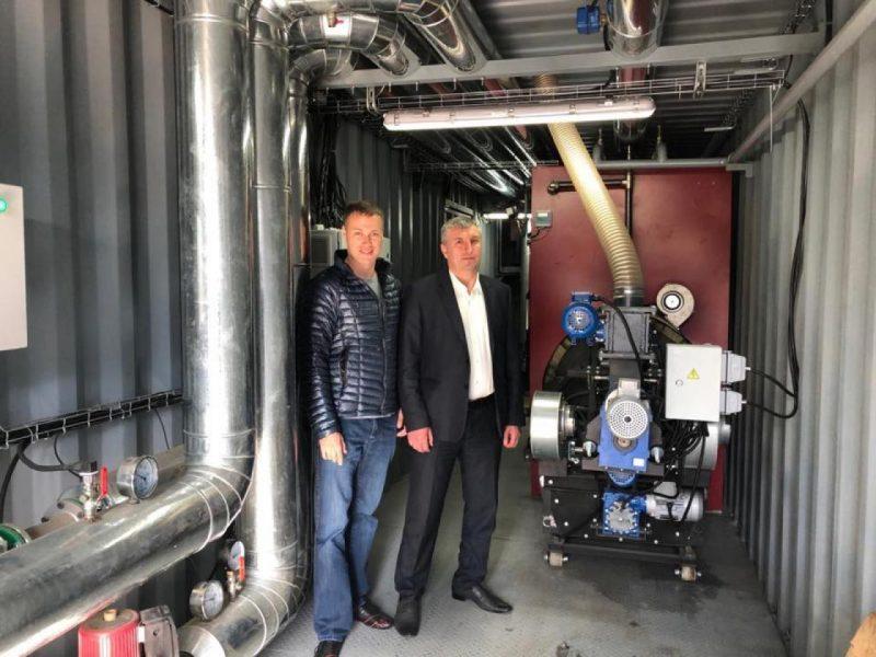 Технологии энергоэффективности уже работают в Николаевской области. И это только начало