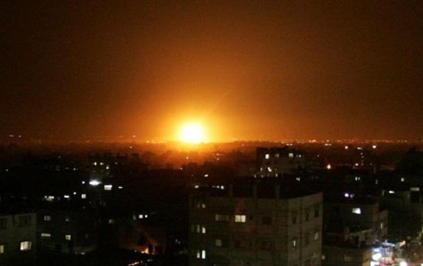 Израиль начал наземное наступление на сектор Газа (ФОТО, ВИДЕО)
