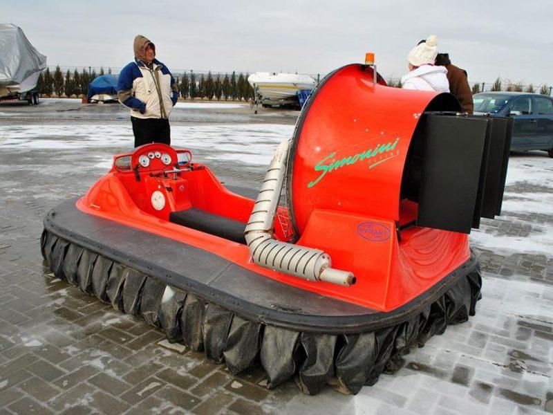 Николаевская компания «Артель ЛТД» поставит местным спасателям катер на воздушной подушке