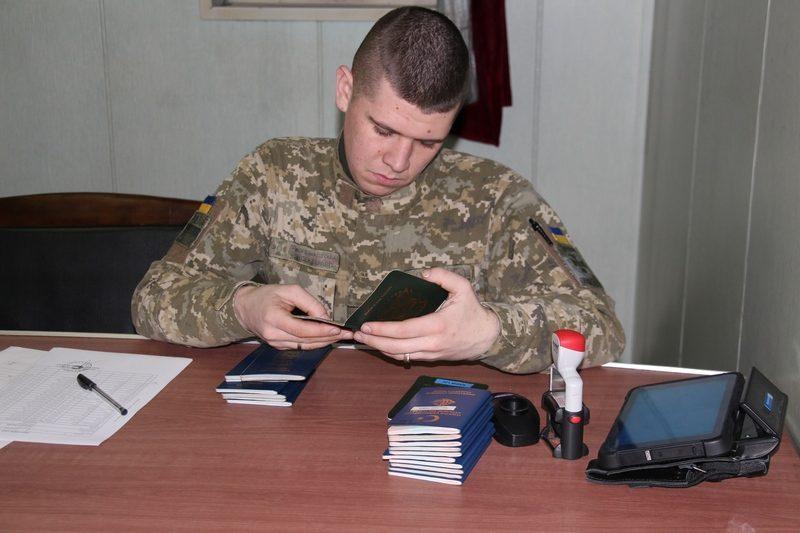 За сутки Украина не пустила 60 россиян