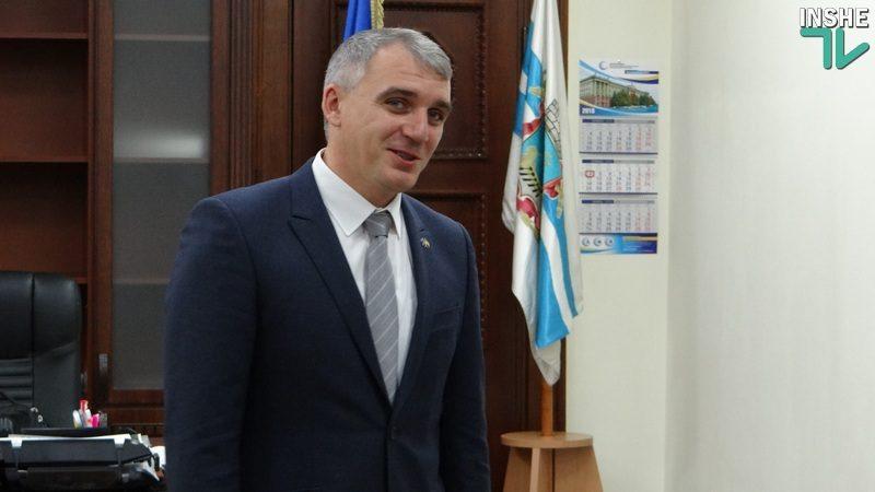 Мэр Николаева: Депутаты от «Оппозиционного блока» блокируют развитие департамента ЖКХ