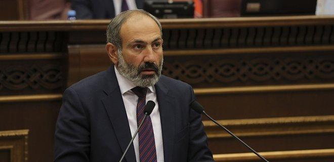 Премьер Армении Пашинян объявил об отставке