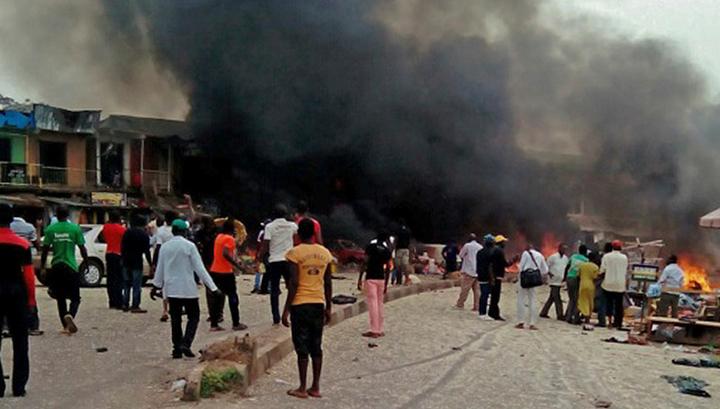 В Нигерии в результате столкновений на рынке погибли более 50 человек
