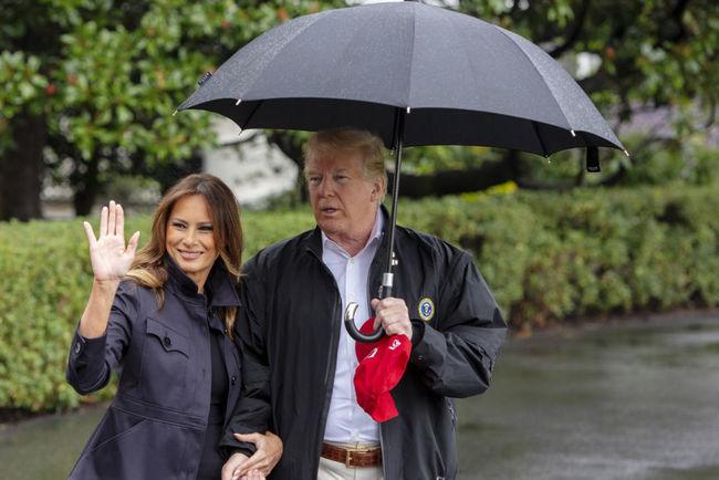 Мелания Трамп с нетерпением ждет момента, когда сможет подать на развод – СМИ