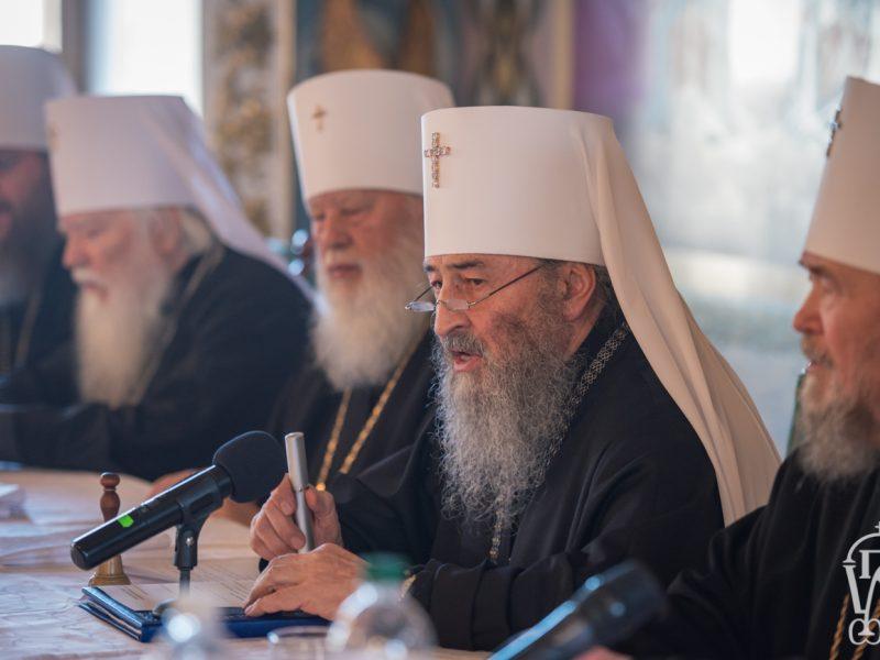 УПЦ МП отказалась от участия в создании автокефальной церкви