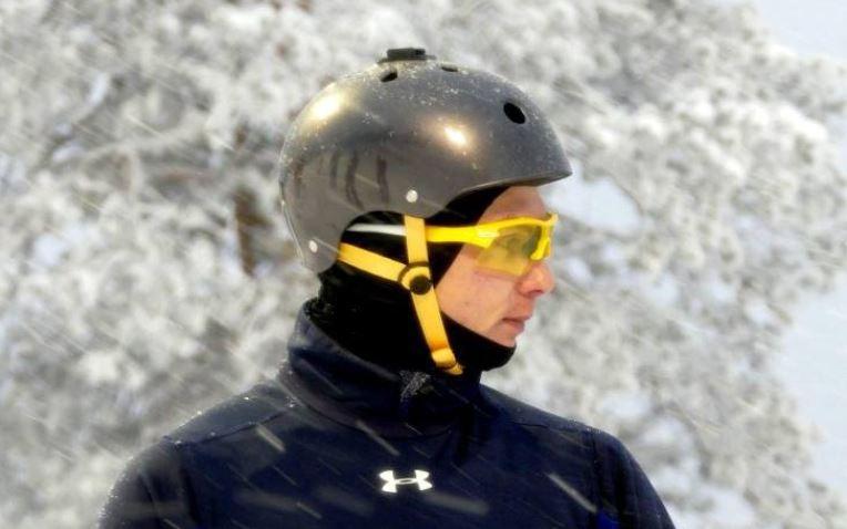 Николаевский фристайлист Абраменко – серебряный призер этапа Кубка Европы