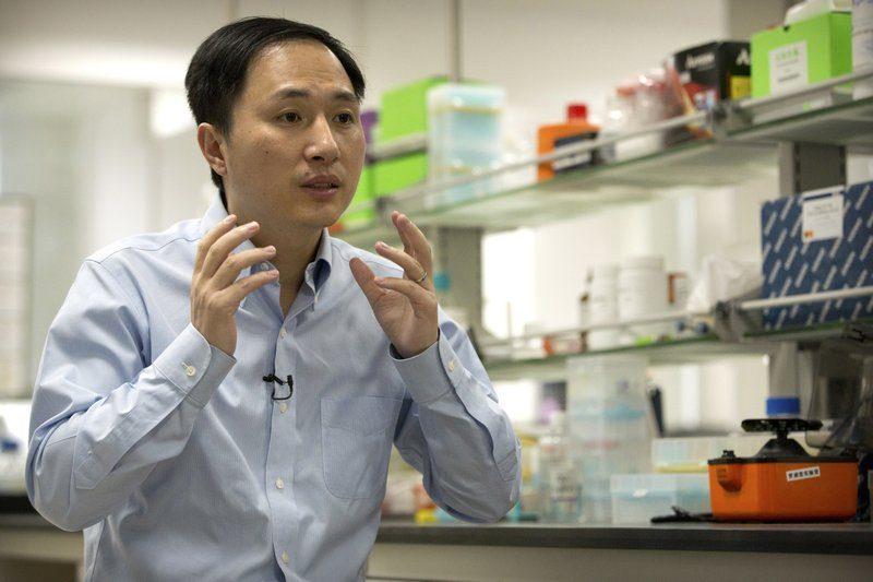В Китае родились первые в мире генетически модифицированные дети