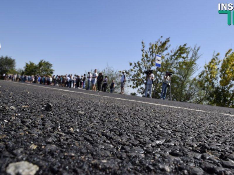 У Савченко сказали, что нашли четверть суммы, необходимой на завершение работ по снигиревской трассе