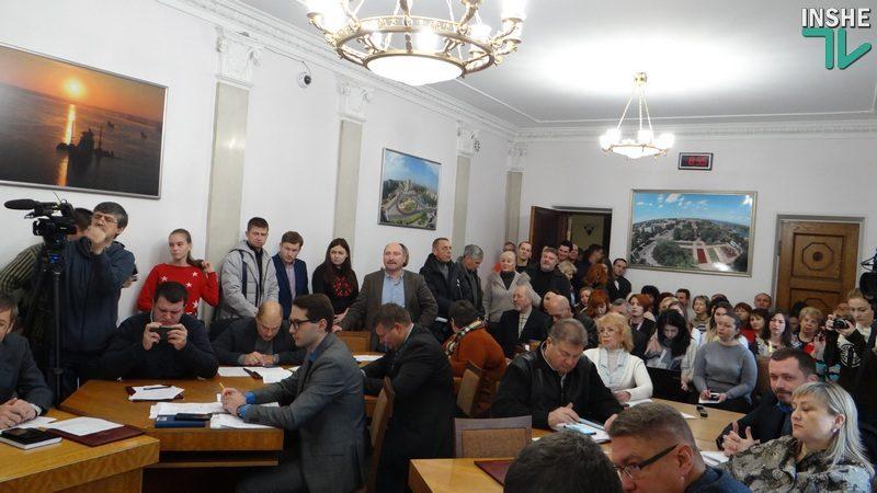 В Николаеве утвердили финпланы на 2019 год 20 коммунальных предприятий. Руководителей 11 убыточных КП члены исполкома заслушают через неделю