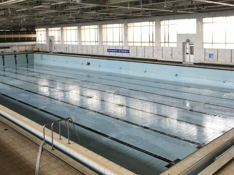 Сегодня николаевский плавбассейн «Водолей» закрывает купальный сезон 2018 года