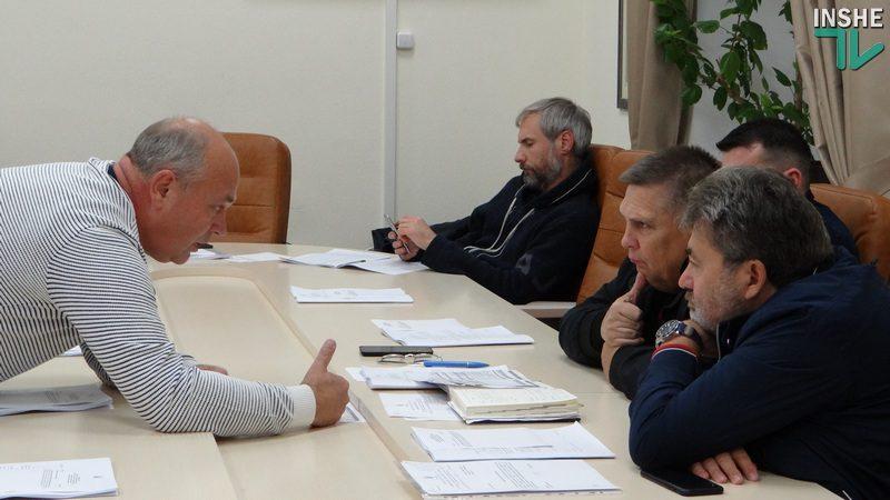 На завтрашней сессии Николаевского горсовета вопросы бюджета рассмотрены не будут – депутаты «бюджетной» комиссии «завалили» голосование