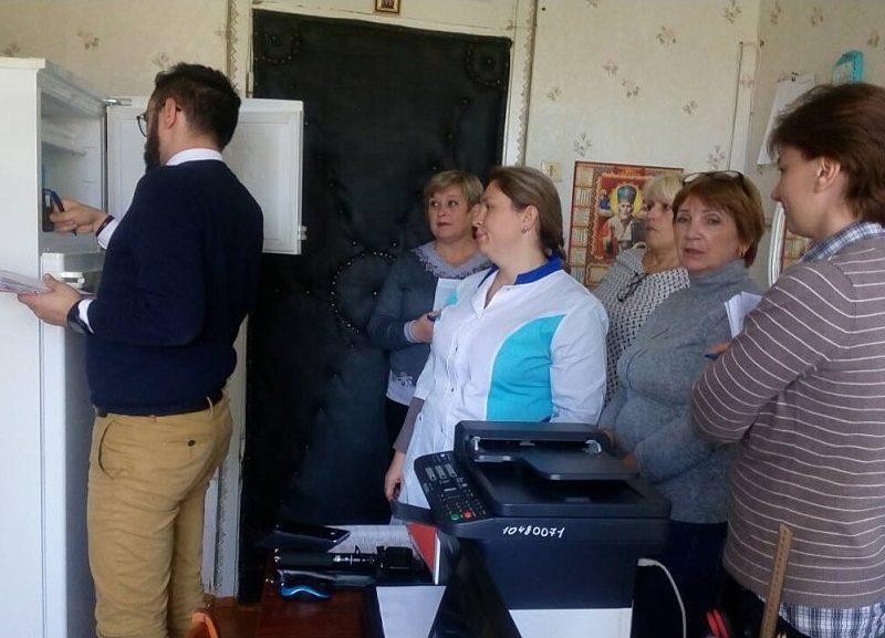 Николаевская область прошла аудит по вопросам вакцинации