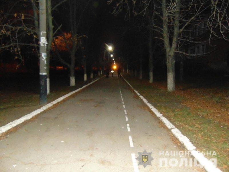 В Вознесенске полицейские задержали двух молодчиков, ограбивших за вечер женщину и мужчину