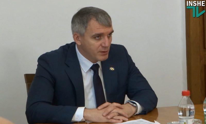 «Прошу всех без паники» – мэр Николаева о вчерашних событиях в Керченском проливе