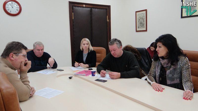 Депутаты дали 2 недели управлению транспорта на предварительное распределение покупаемых Николаевом в лизинг 23 МАЗов по маршрутам