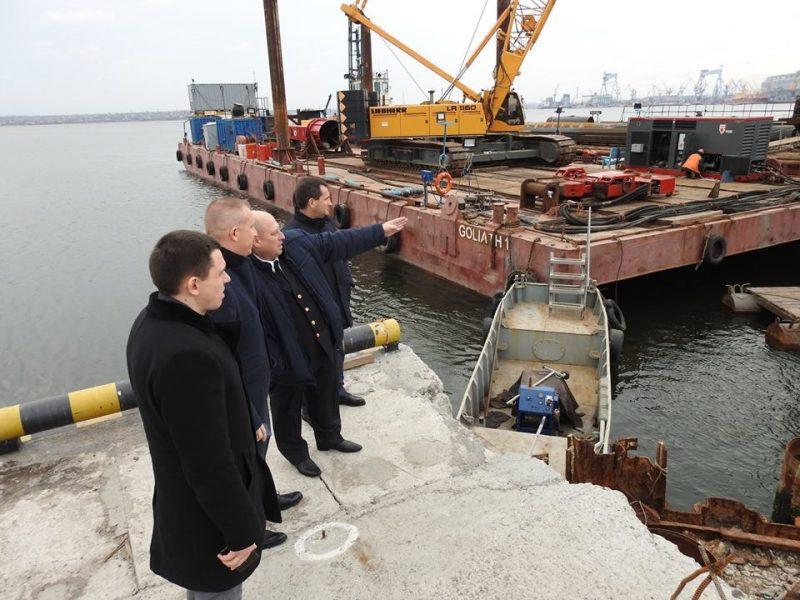 АМПУ направит на инвестпроекты в Николаевском порту 350 млн.грн., а еще 1,32 млрд.грн. инвестиций привлечет