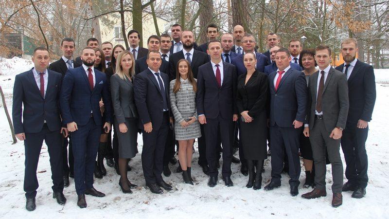 29 следователей теруправления Госбюро расследований в Николаеве приняли присягу