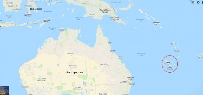 Когда не хочется независимости: Новая Каледония хоте остаться в составе Франции