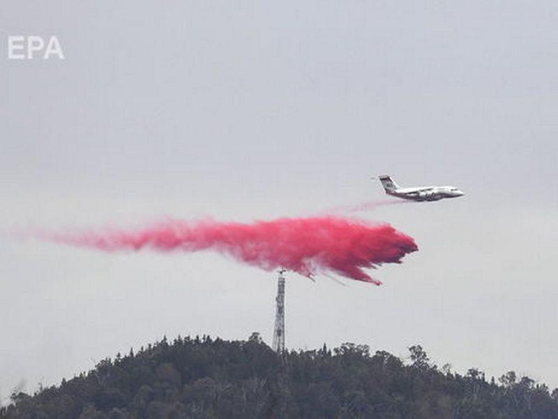 В небе над канадской деревней Карп в 30 км от Оттавы столкнулись два небольших самолета