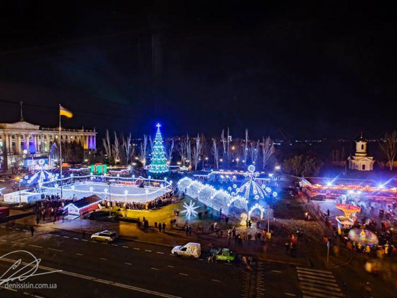 На 4 месяца часть ул.Адмиральской в Николаеве станет пешеходной