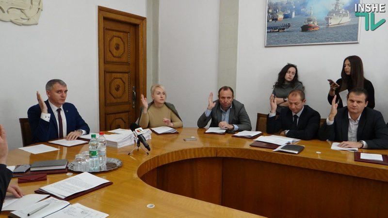 Исполком Николаевского горсовета утвердил перераспределение 160 млн.грн. бюджетных средств. Мэр Николаева признался, что проект решения не смотрел
