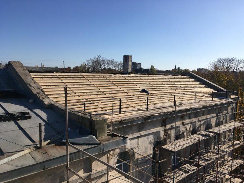 Реставрация здания музея им.Верещагина в Николаеве завершится зимой