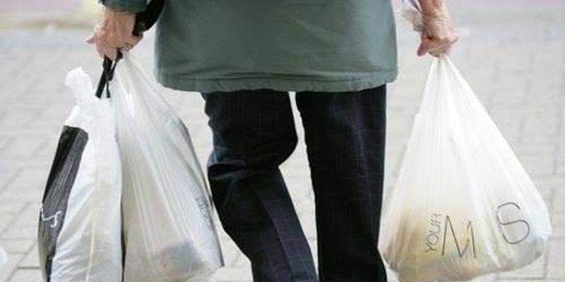 Во Львове ограничили коммерческое использование одноразовых полиэтиленовых пакетов в магазинах и супермаркетах