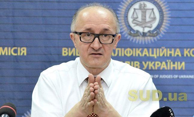 В Киеве неизвестные облили зеленкой главу Высшей квалификационной комиссии судей — СМИ