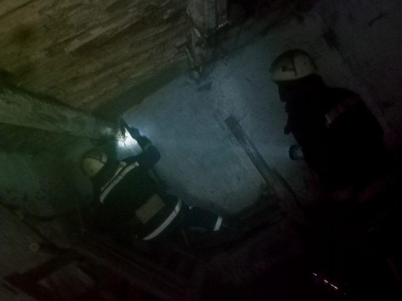 Из-за дымохода в Казанке загорелась крыша частного дома