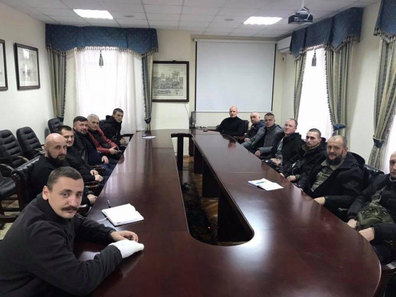 6 общественных организаций и формирований Николаевщины объединились в тактическую группу территориальной обороны «Скіфія»