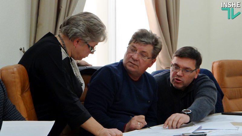 «Г*авно мы вынюхаем, а вот рельсы починить…»: депутаты «транспортной» комиссии поддержали программу развития «Николаевэлектротранса» на 202 млн.грн.